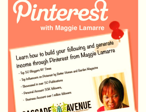 Bloggin' Mamas Academy: Pinterest with Maggie Lamarre