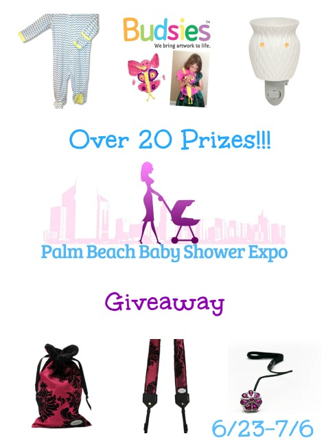 Palm Beach Baby Shower Expo Giveaway