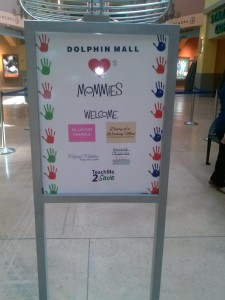 dolphin mall loves mommies