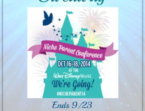 Win a ticket to #NicheParent14! Ends 9/23