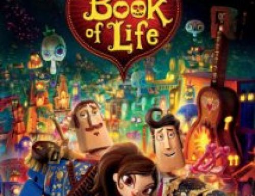 The Book of Life Movie Opens This Friday 10-17-14