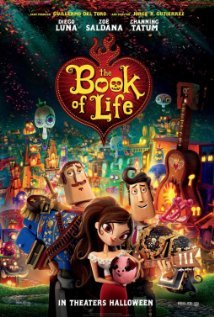 The Book of Life Movie opens on Friday October 19th