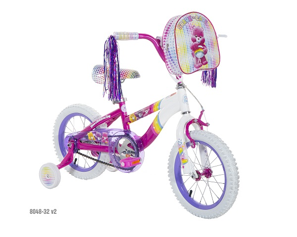 Care Bears Bike