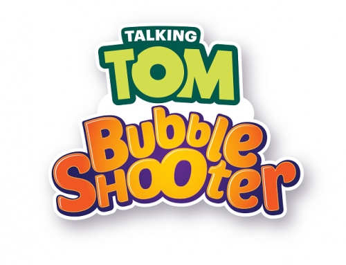 Talking Tom is Bubble Bursting with Fun