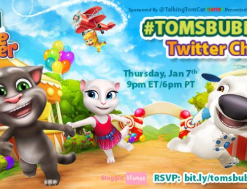#TomsBubbles