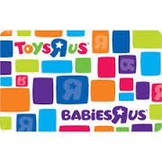 Toys R' Us Babies R' Us Giftcard