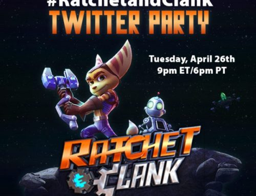 #RatchetandClank
