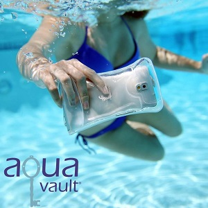 AquaVault Waterproof Float Case