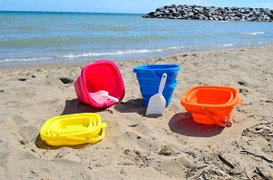 Packable Pails- Collapsible Pails