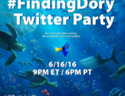 Finding Dory Twitter Party 6-16-16 at 9p ET. RSVP bit.ly/doryrsvp
