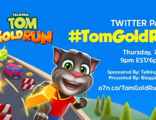 #TomGoldRun