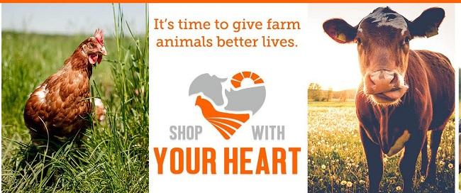 ASPCA Shop With Heart