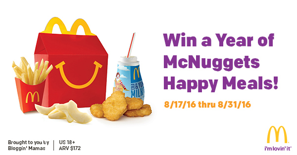 McDonald's Giveaway