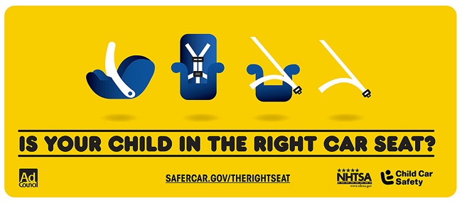 Car Seat Safety- The Right Seat
