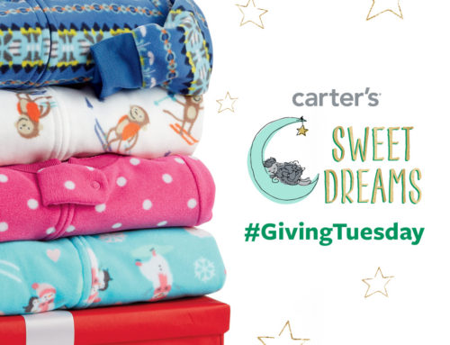 Carter's is Giving Back Today for Giving Tuesday