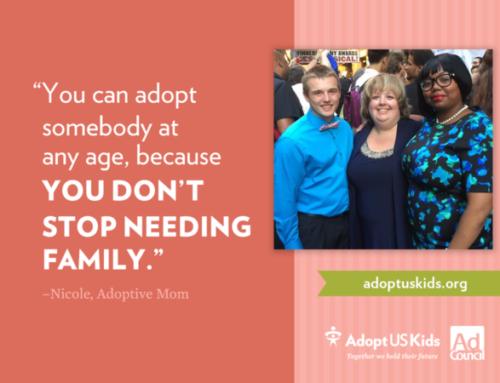 Adopt at AnyAge