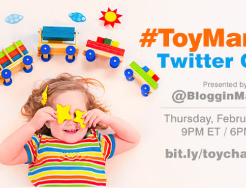 Toy Mamas Twitter Chat 2–16-17 at 9p ET