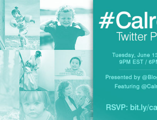 Calroo App Twitter Party 6-13-17 at 9p ET