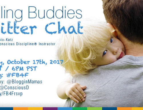 Feeling Buddies Twitter Chat 10-17-17 at 9p ET