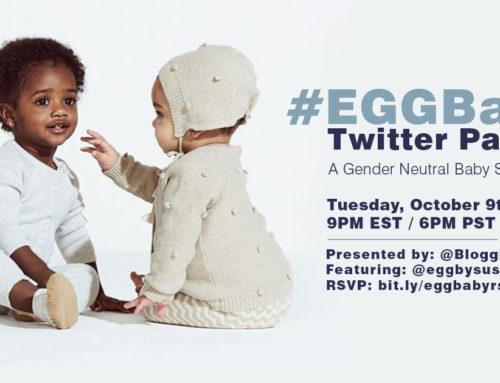 #EGGBaby Twitter Party 10-9-18 at 9p ET