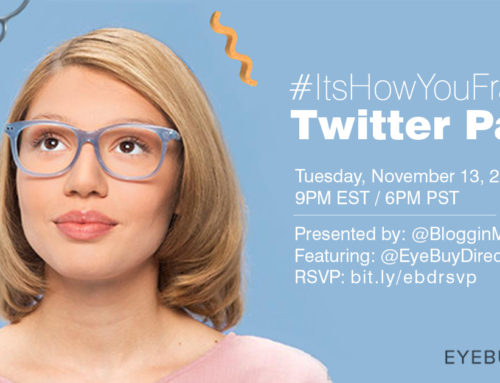 #ItsHowYouFrameIt Twitter Party 11-13-18 at 9p ET