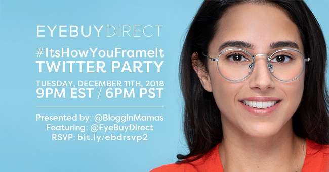 Eye Buy Direct Twitter Party