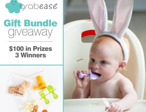 Grabease Gift Bundle Giveaway- 3 Winners- Ends 4-14-19