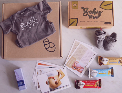 Introducing the WumbleBaby Box + Giveaway- Ends 8-2-19